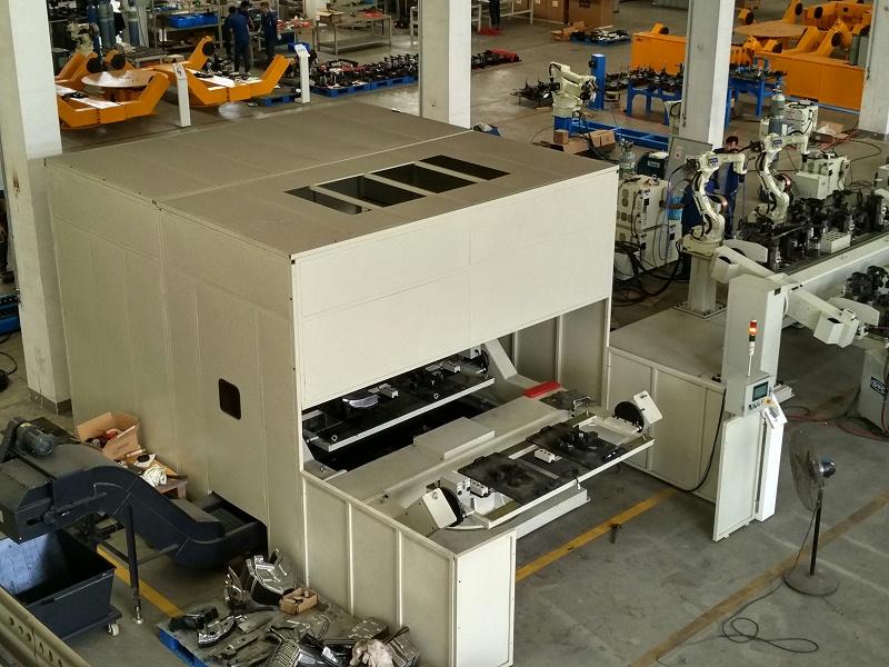 工业机器人工作站