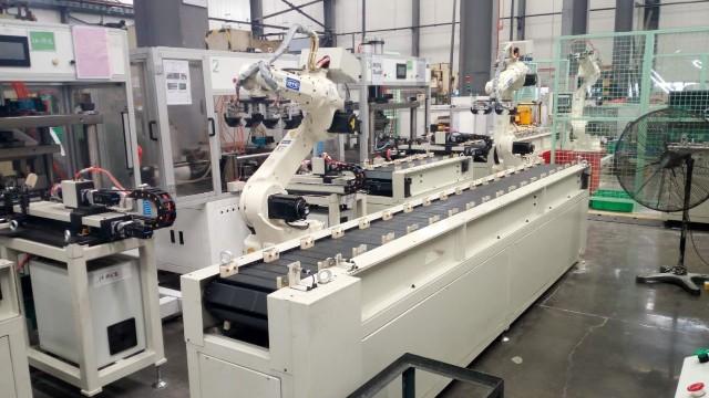焊接自动化