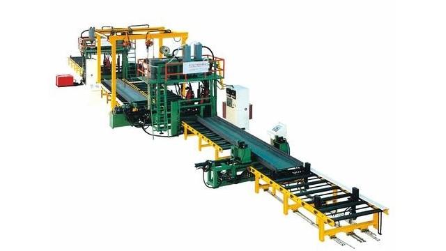 焊装生产线是什么?