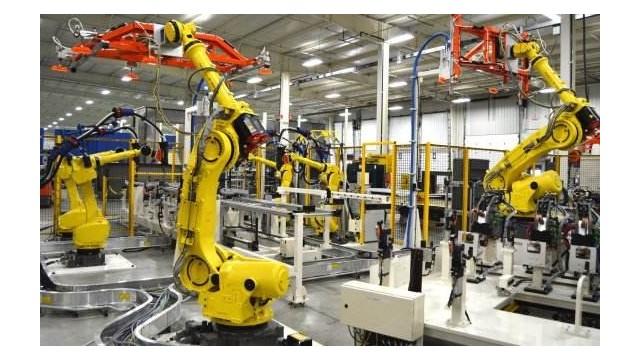 机器人焊接是什么焊?