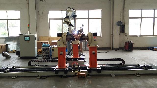 OTC机器人编程