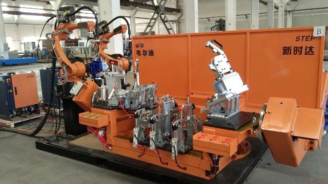 二保自动焊机器人原理是什么?