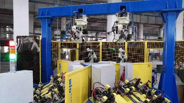 机器人工作站