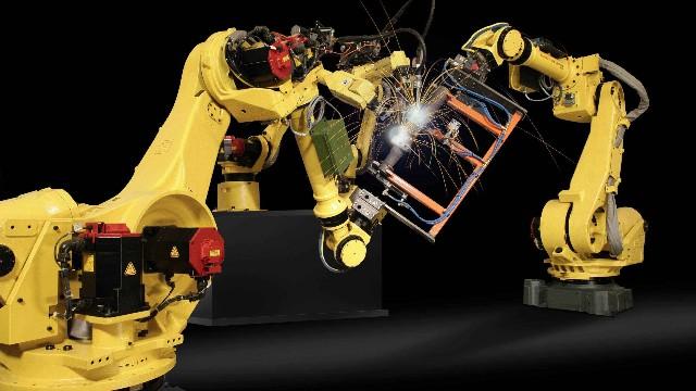 焊接机器人的品牌有哪些?