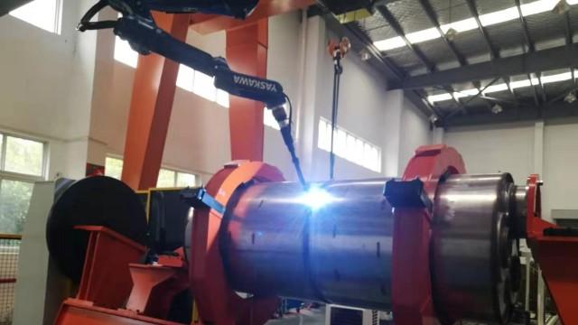 焊接机器人品质