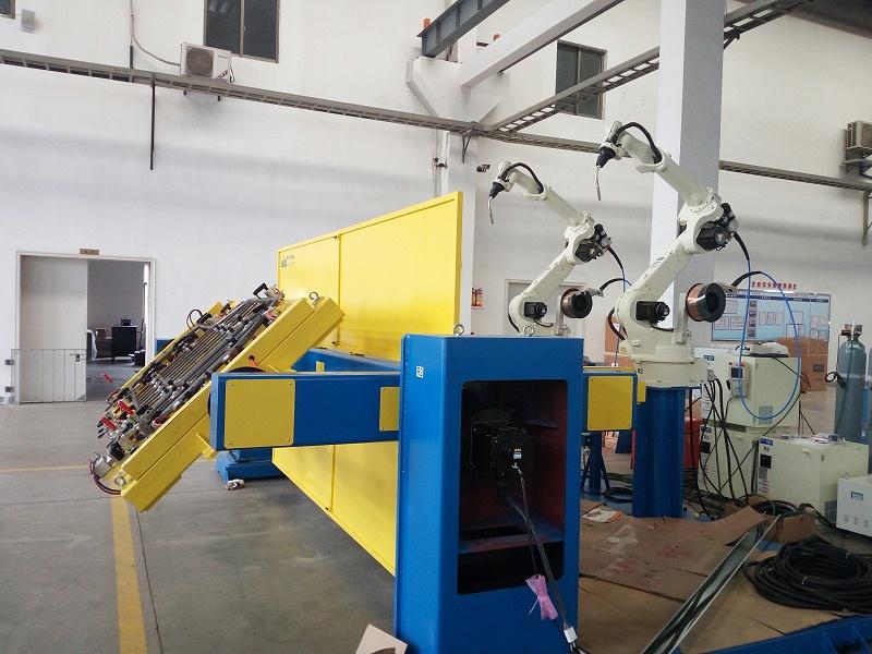 焊接机器人工作站2