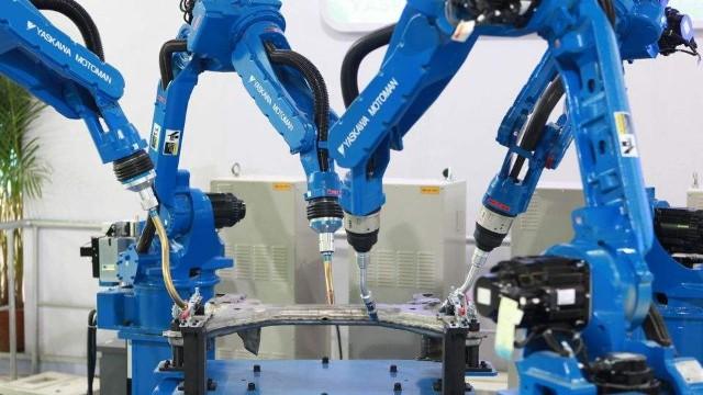 安川机器人焊接有哪些工艺特点?