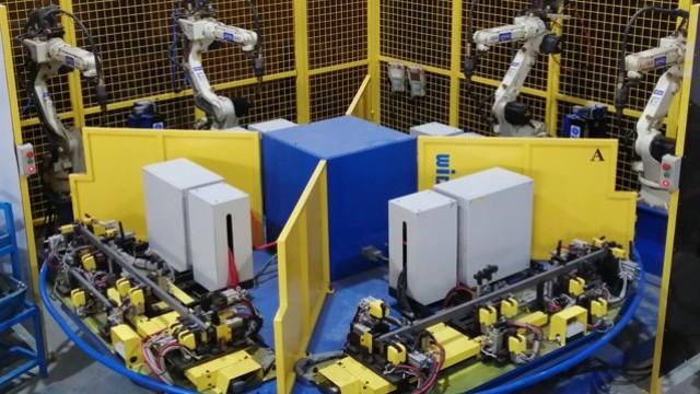 工业机械手和焊接机械手的区别联系?