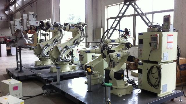 焊接机器人会有哪些问题?
