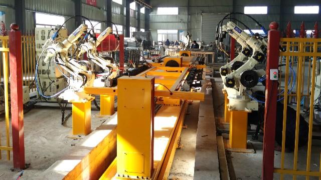 焊接机械手机器人对施工质量的保障手段介绍有哪些?