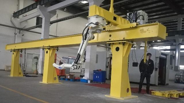 龙门桁架焊接工作站