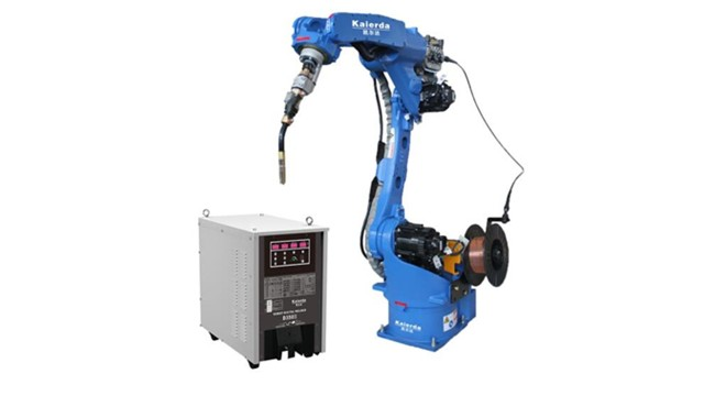 安川机器人超低飞溅弧焊系统有什么优势?