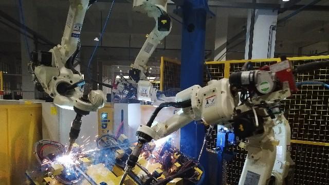 工业机器人哪个品牌好?