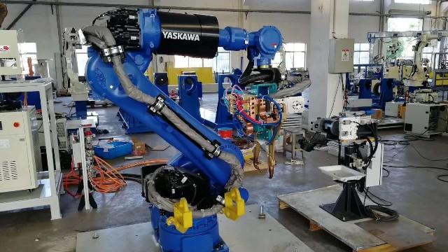 安川机器人的价格是多少?