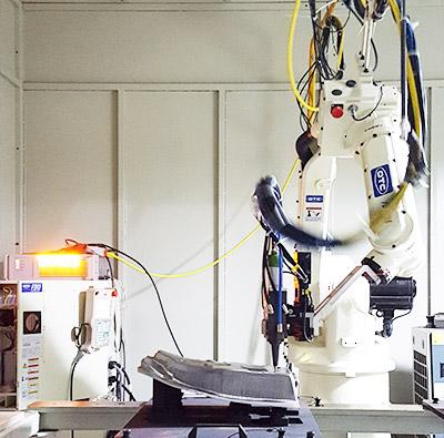 激光焊切割工作站