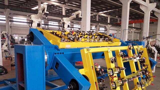 韦尔迪分享焊接机器人的正确使用方式!
