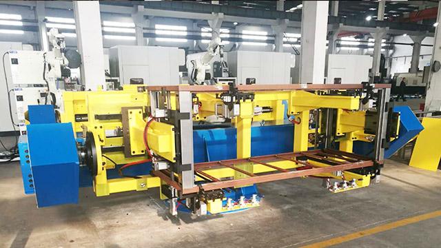 机器人焊接工作站的组成有哪些?