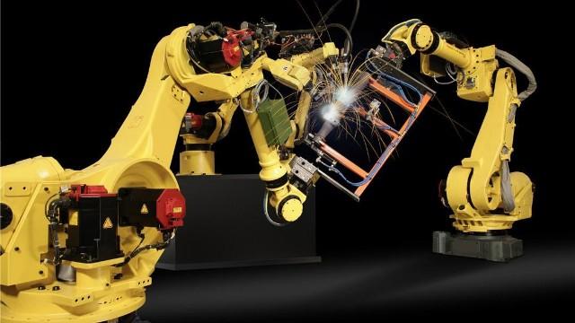 机器人焊接伤眼睛吗?