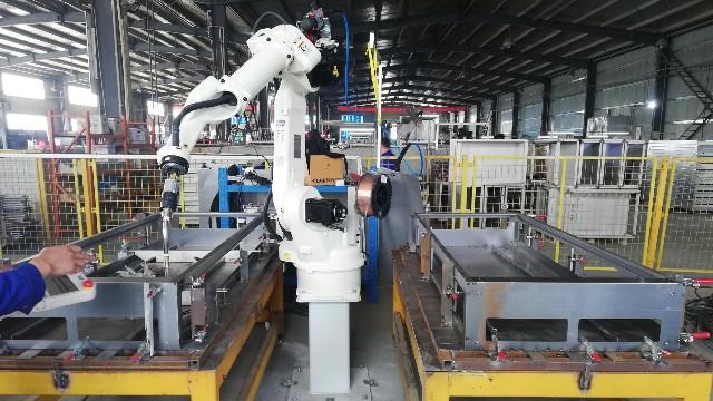 焊接机械手 (2)