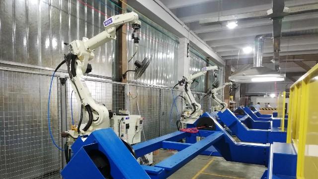 焊接机械手都采用什么焊接工艺?