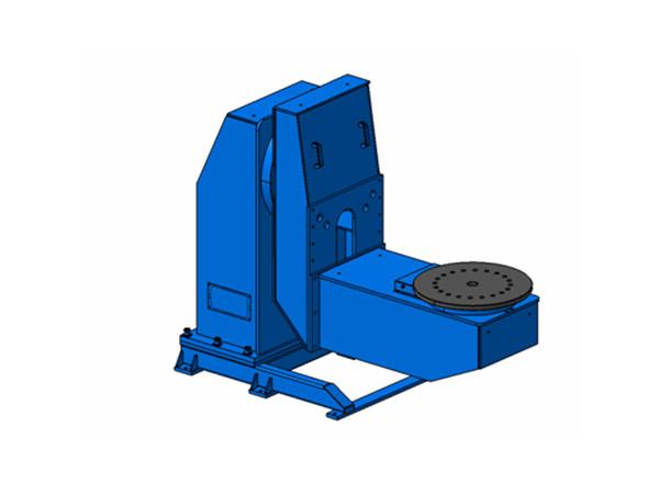 机器人L型双轴焊接变位机