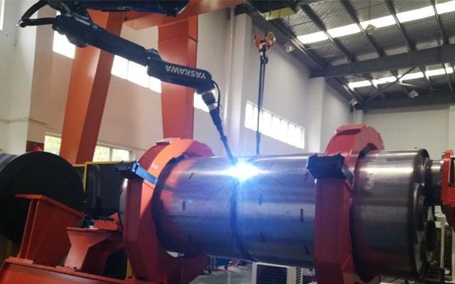 焊接机械手